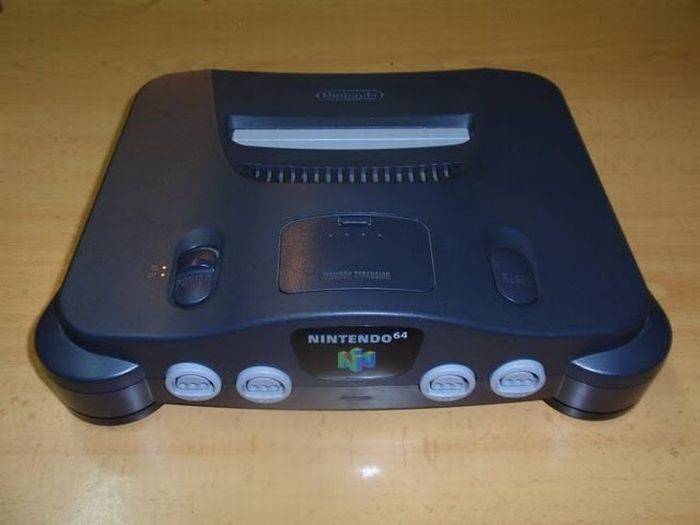 How this guy transform Nintendo 64 into A Handheld game console 1