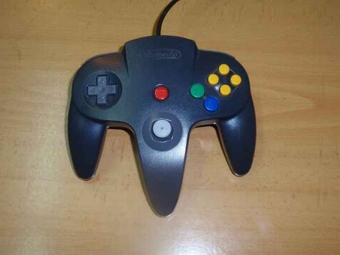 How this guy transform Nintendo 64 into A Handheld game console 2