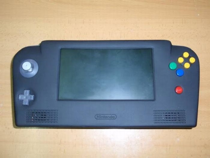 How this guy transform Nintendo 64 into A Handheld game console 56