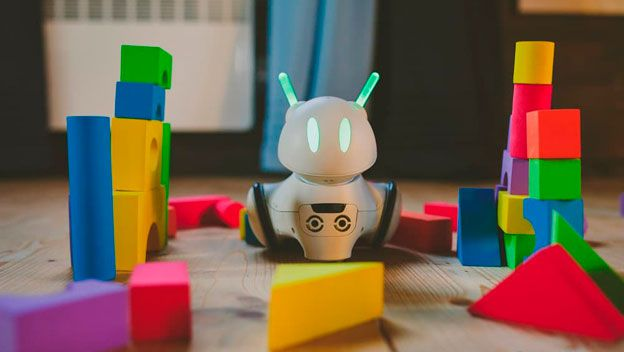 Photon Robot- A Robot that grows with your child 3