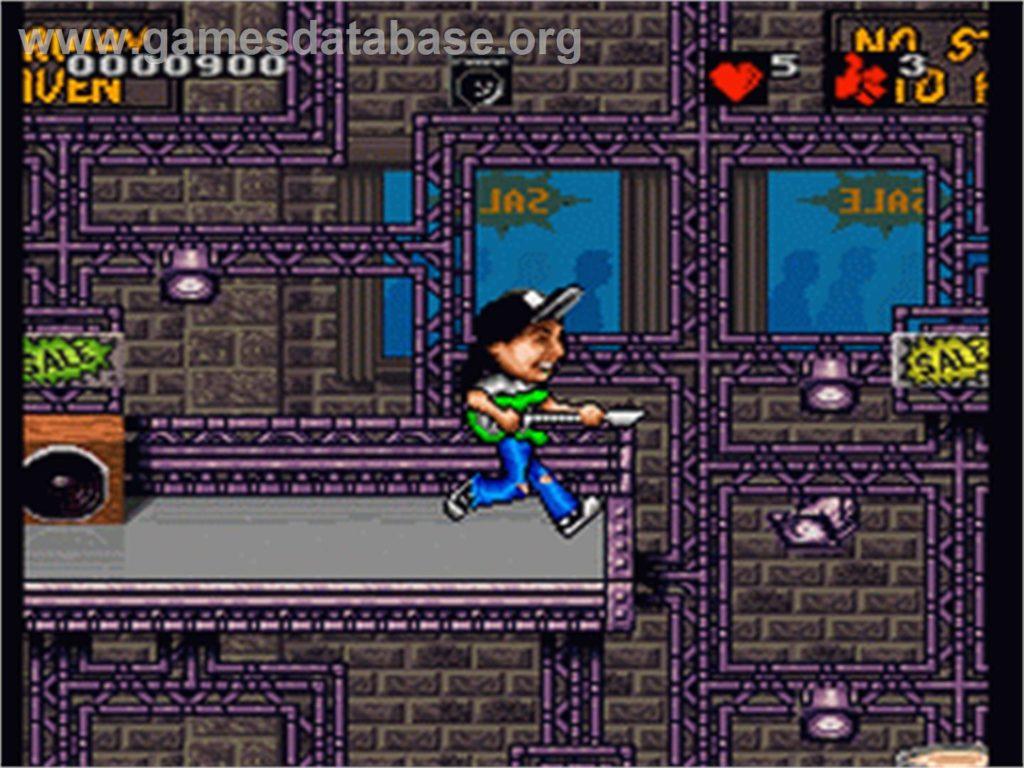 Wayne's World Game (1993)