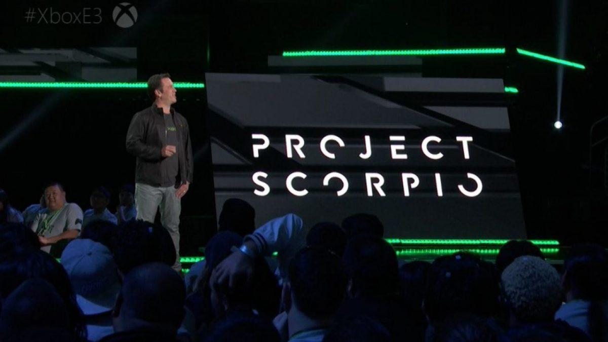Xbox One: Project Scorpio