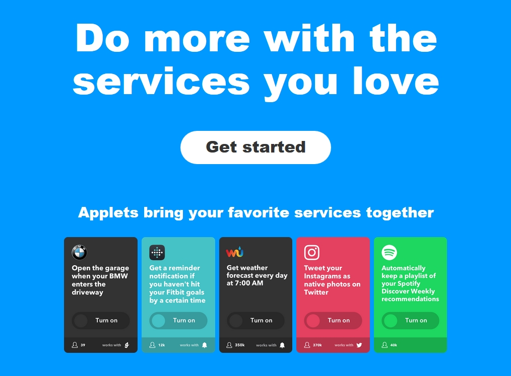 How to Automate Your Business Through IFTTT 2