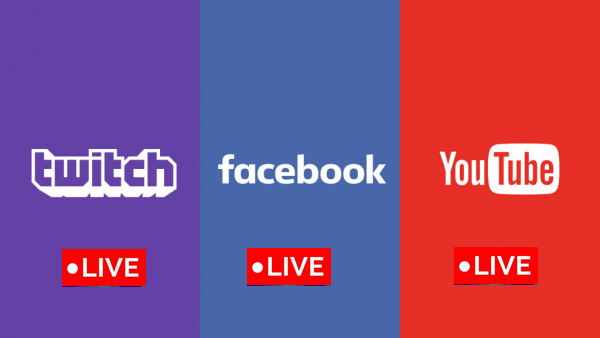 Simplest Way To Live stream Pre Recorded Videos on Facebook & YouTube